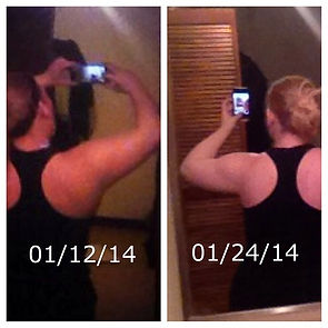 Progress picture -- Shoulders! #progress