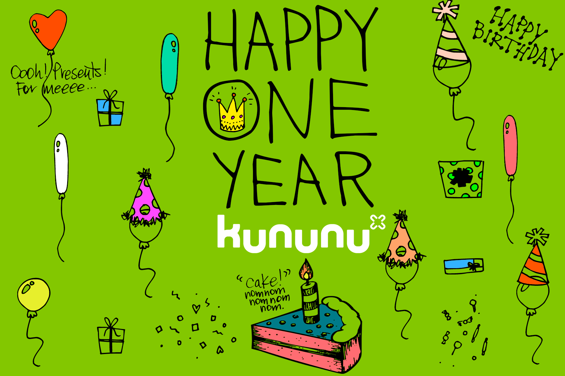 ONE-YEAR-KUNUNU