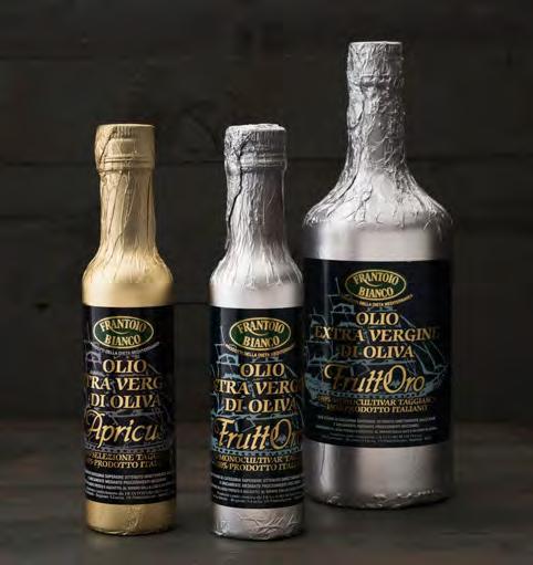 olio extra vergine d'oliva selezione