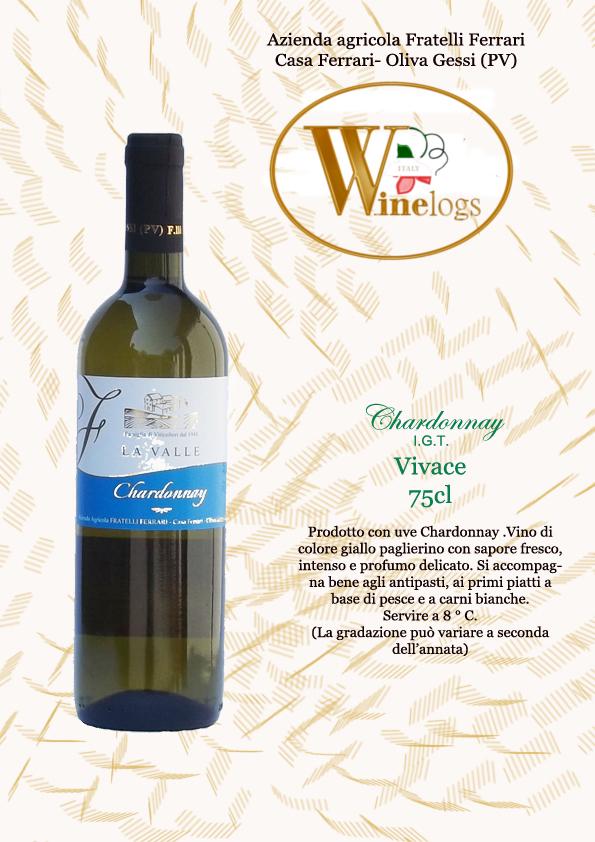 scheda chardonnay