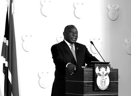 Human Rights Day Letter to President Ramaphosa: Overcoming Inequality will help us overcome Covid-19