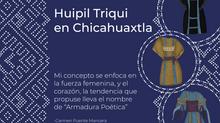 Huipil Triqui en Chicahuaxtla