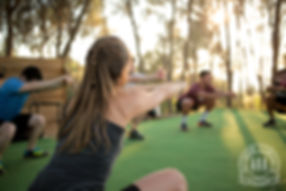 Outdoor Circuits Bootcamp Sant Cugat