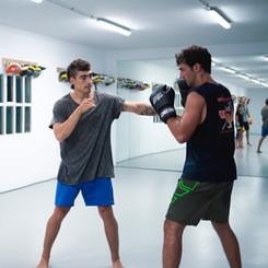 Técnicas de Muay Thai renovadas cada día
