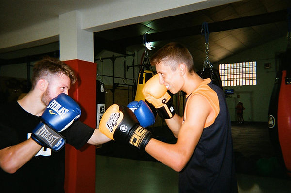 Kick Boxing Kids Sant Cugat del Vallés - Kick Boxing para adolecentes.