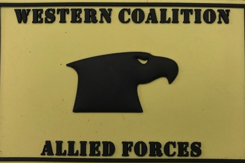 Western Coalition Team Patch