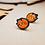 Thumbnail: Cottagecore Sleepy Fox Earrings