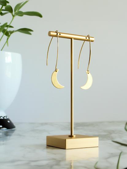 Brass Mini Moons