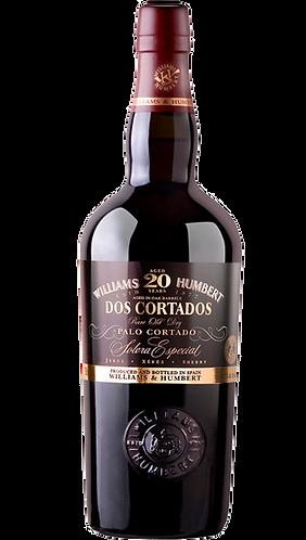 Dos Cortados Palo Cortado 20 Años 50 Cl.