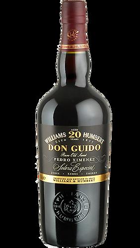 Don Guido PX VOS 20 Años 50 Cl.