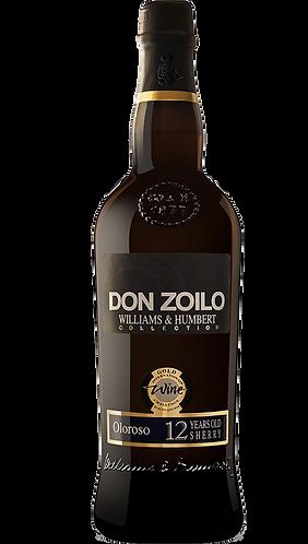 Don Zolio Oloroso 12 Años 75 Cl.