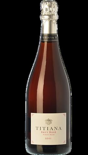 Titiana Pinot Noir Rosé 2016