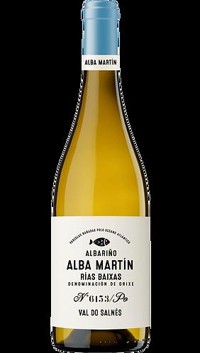 Alba Martín 2019