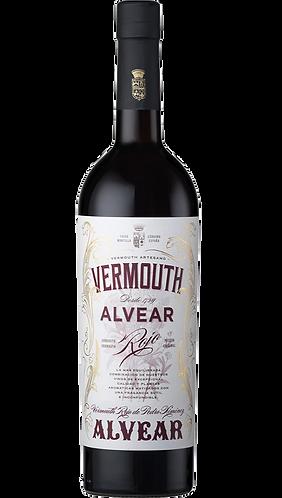 Vermuth Artesano Alvear