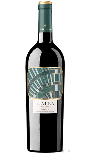 Viña Ijalba Reserva 2015