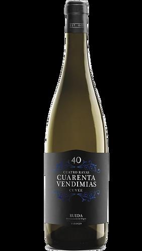 40 Vendimias Cuvée 2019