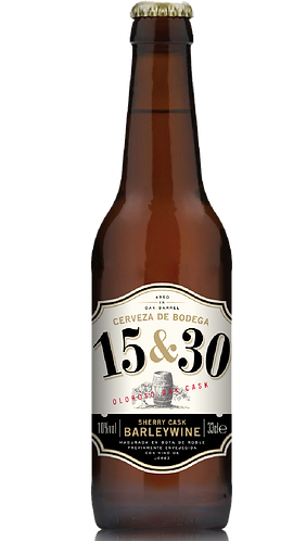 15 & 30 Barley Wine