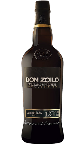 Don Zoilo Amontillado 12 Años 75 Cl.