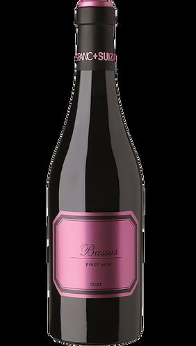 Bassus Pinot Noir Dulce Rosado 2019 50 Cl.