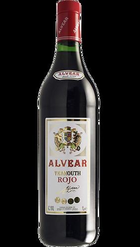 Vermuth Rojo Alvear