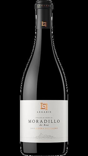 Legaris Moradillo de Roa 2015