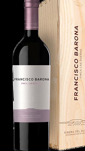 Francisco Barona Finca las Dueñas 2016
