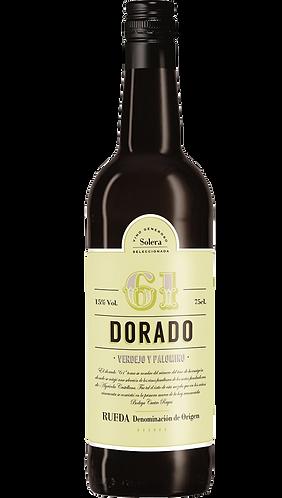 61 Colección Dorado