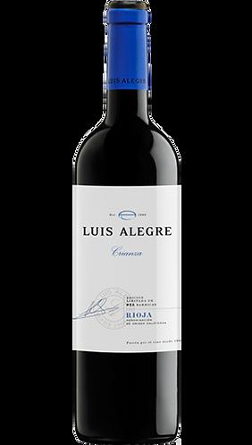 Luis Alegre Crianza 2018