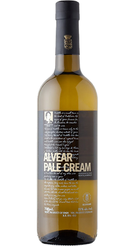 Alvear Pale Cream