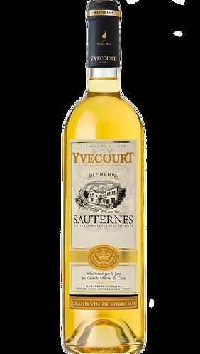 Yvecourt Sauternes 2014