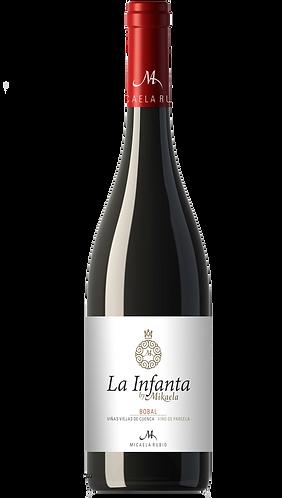 La Infanta by Mikaela 2015