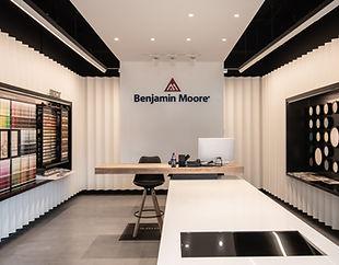 BENJAMIN MOORE LAS CONDES DESIGN