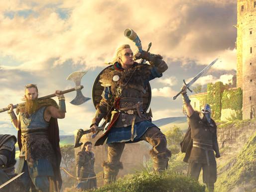 Assassin's Creed Valhalla – Out of North   Escute a trilha sonora do jogo