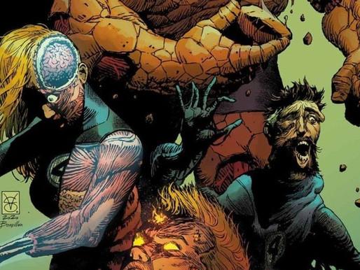 Quarteto Fantástico | Road Trip submete os heróis da Marvel ao terror corporal de nível molecular