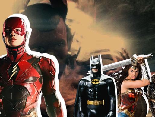 DC FanDome | Flash vai fazer um reboot no Universo DC dos cinemas