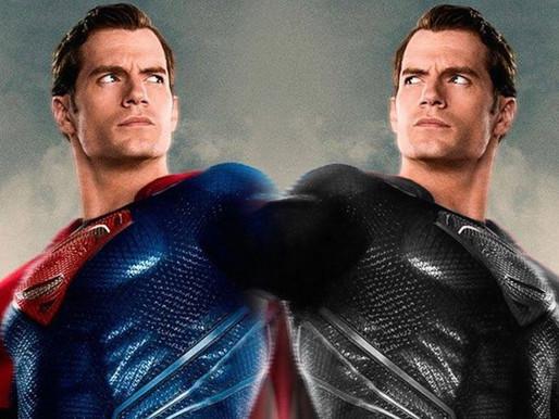 Por que o Superman usa o uniforme preto na Liga da Justiça de Zack Snyder?