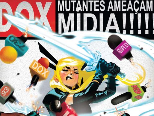 Quando mutantes ameaçam a liberdade de expressão, não podemos aceitar ou normalizar #FreeDox