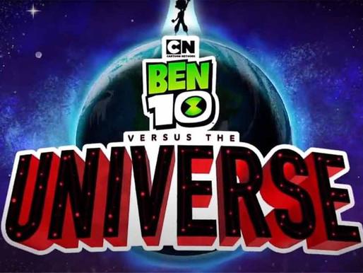 Cartoon Network na SDCC    Trailer de 'Ben 10 vs. The Universe: The Movie' é revelado
