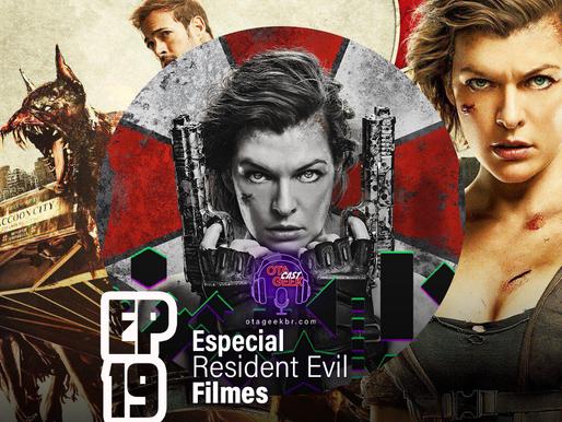 7 EASTER EGGS em 'RESIDENT EVIL: O capitulo final' e OtageekCAST #19 Especial filmes Resident Evil