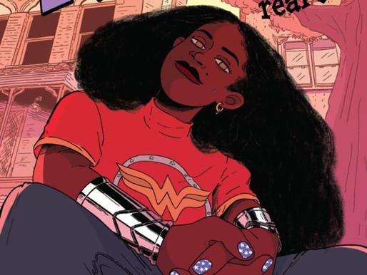 Núbia, irmã da Mulher-Maravilha, vai ganhar sua primeira graphic novel