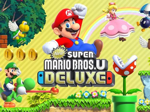 Crítica: New Super Mario Bros. U Deluxe (Nintendo Switch)