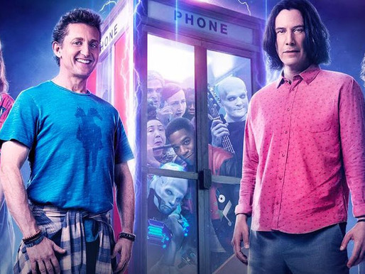 Bill & Ted: Face the Music na SDCC | Revelada data de lançamento simultânea nos cinemas e onDemand