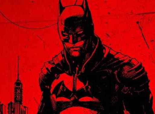 DC FanDome | Revelado logotipo oficial de 'The Batman', arte de Jim Lee e muito mais!