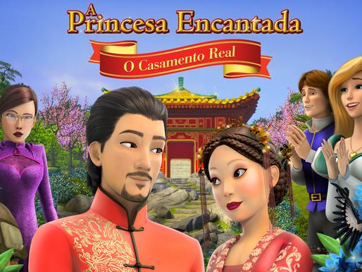 Crítica | A Princesa Encantada: O Casamento Real