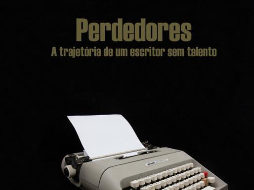 'Perdedores: A trajetória de um escritor sem talento' fica gratuito na Amazon por tempo limitado