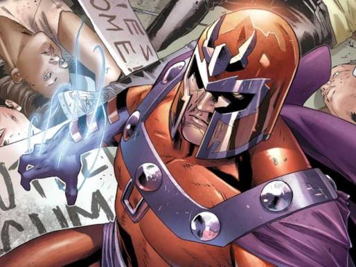 REVIEW   HQ 'Magneto: Atos de Terror - Not a Hero'
