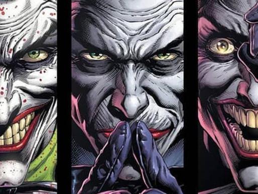 DC FanDome | Geoff Johns desmascara uma teoria dos fãs sobre os príncipes palhaços do crime