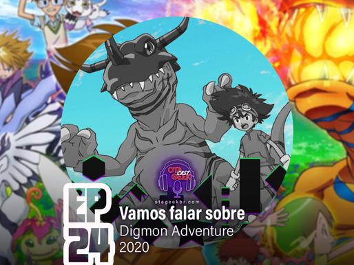 OtageekCAST #24   Vamos falar sobre Digimon: Adventure (2020)