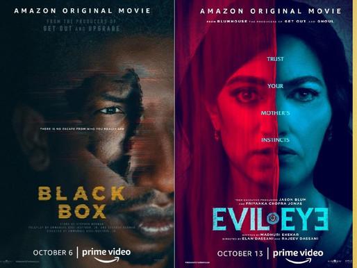 Amazon Prime Video lança quatro novos filmes da Blumhouse Television em Outubro; confira!