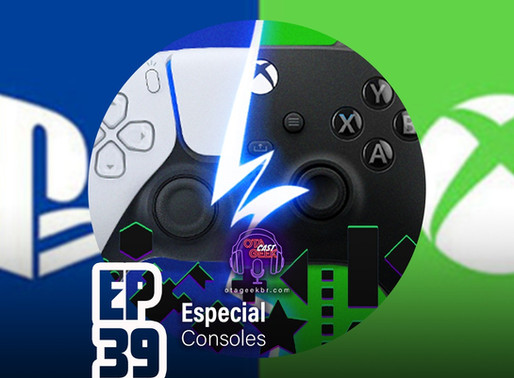 OtageekCAST #39 | O que esperar do PS 5 e do Xbox Series X?